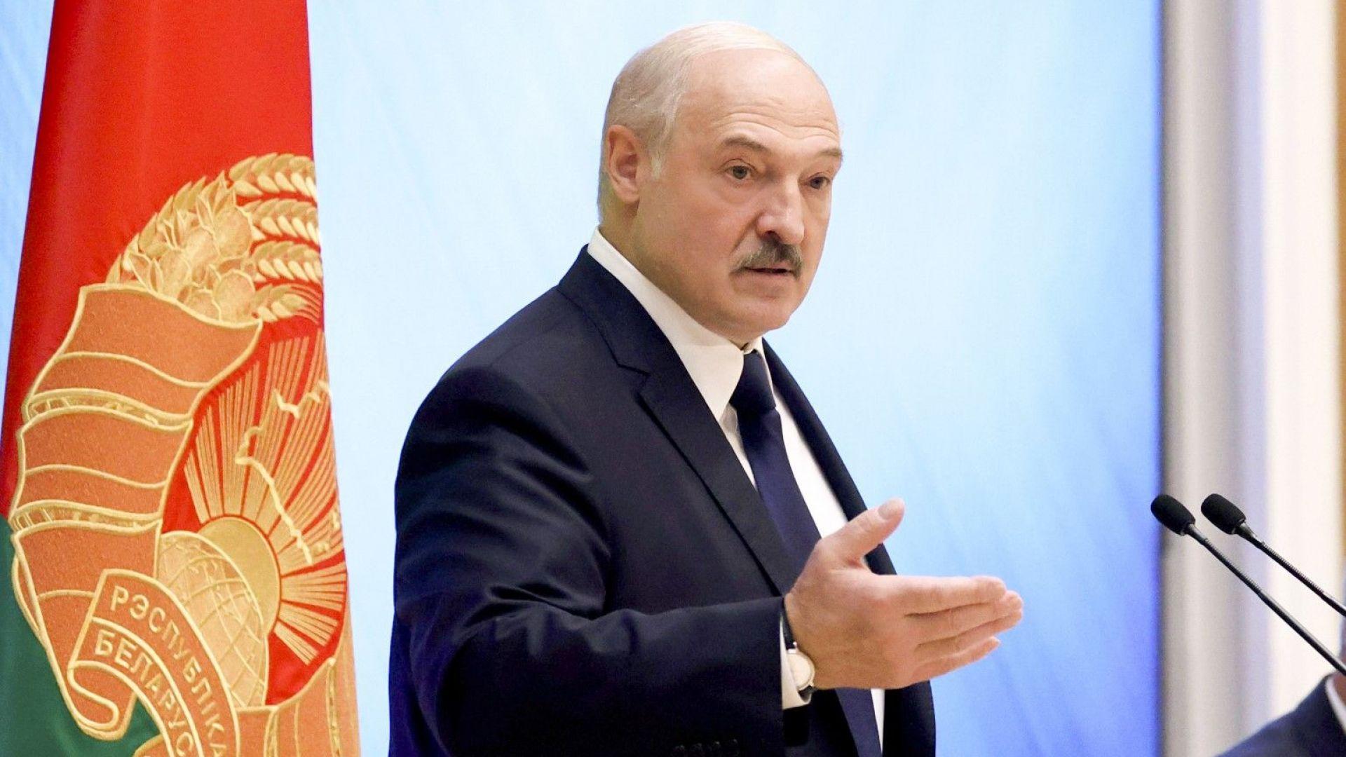 Лукашенко обяви, че е разбита група, планирала покушение срещу него по поръчка на Вашингтон