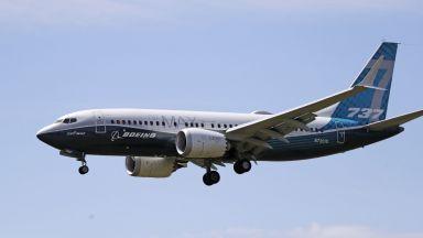 Спреният Боинг 737 Макс е сред самолетите, засегнати от европейските мита