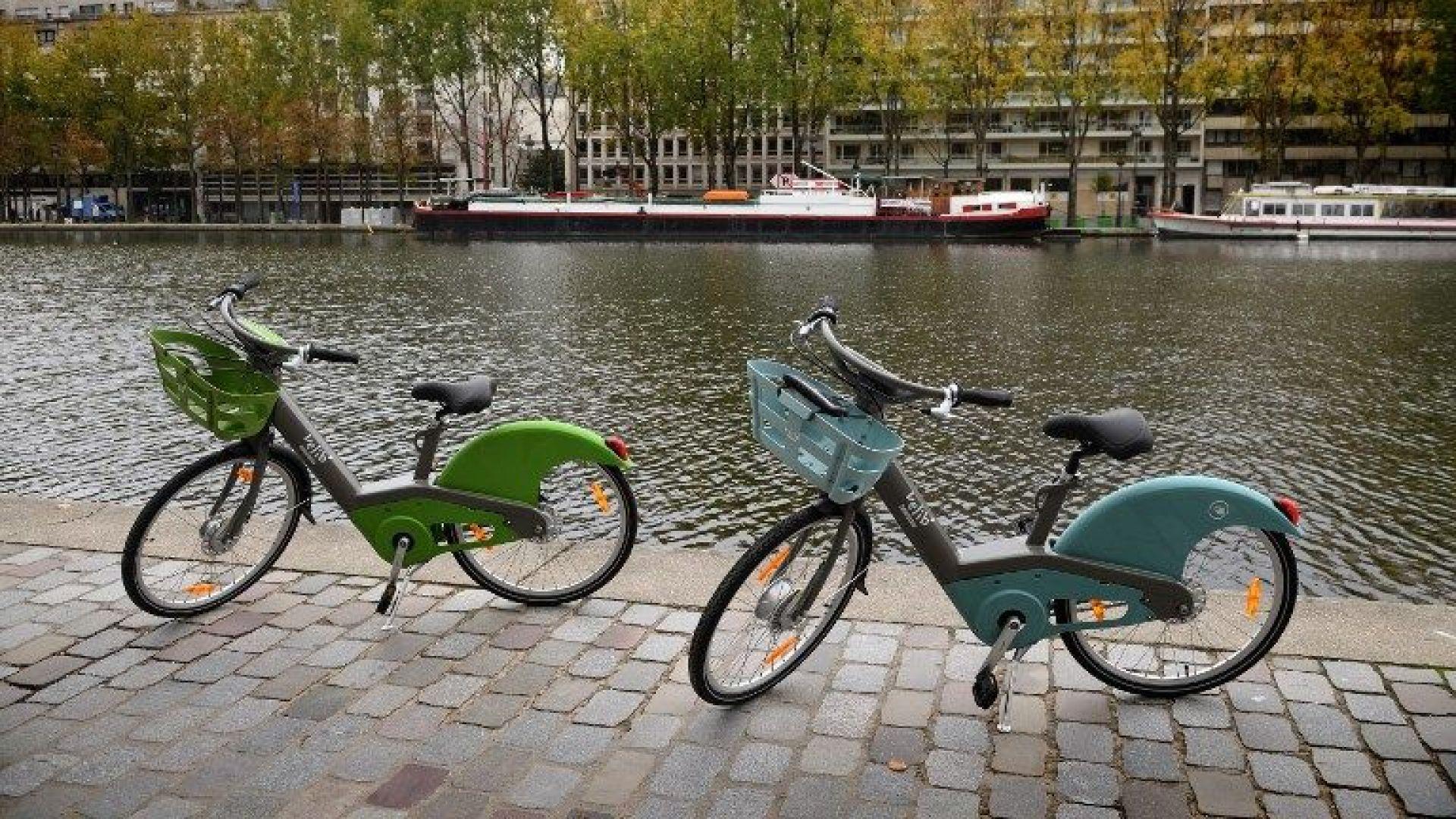 Париж запазва велоалеите от времето на карантината