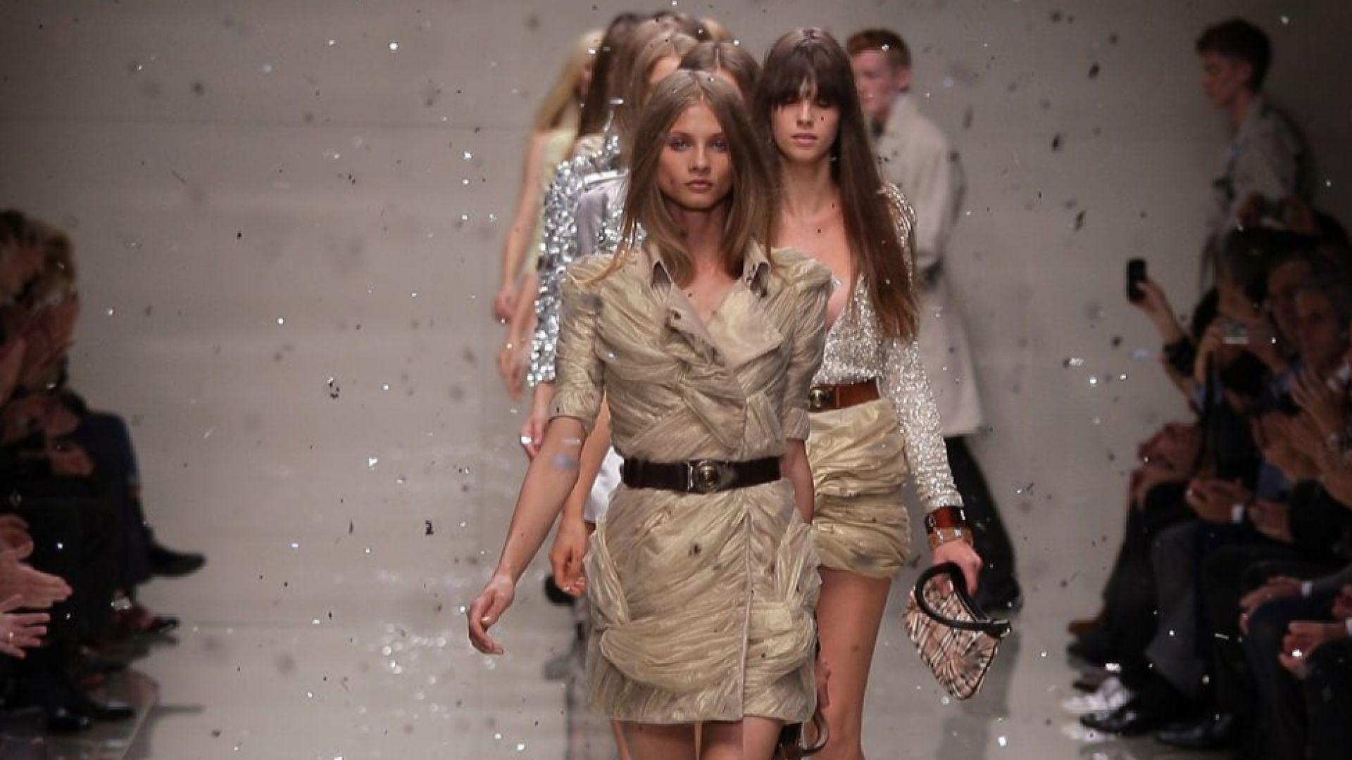 Рикардо Тиши и Burberry откриват Лондонската седмица на модата