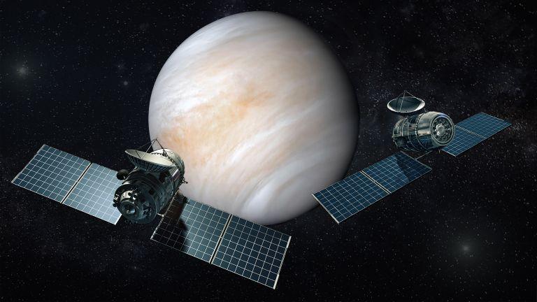 Новата космическа надпревара Русия-САЩ в търсене на живот на Венера