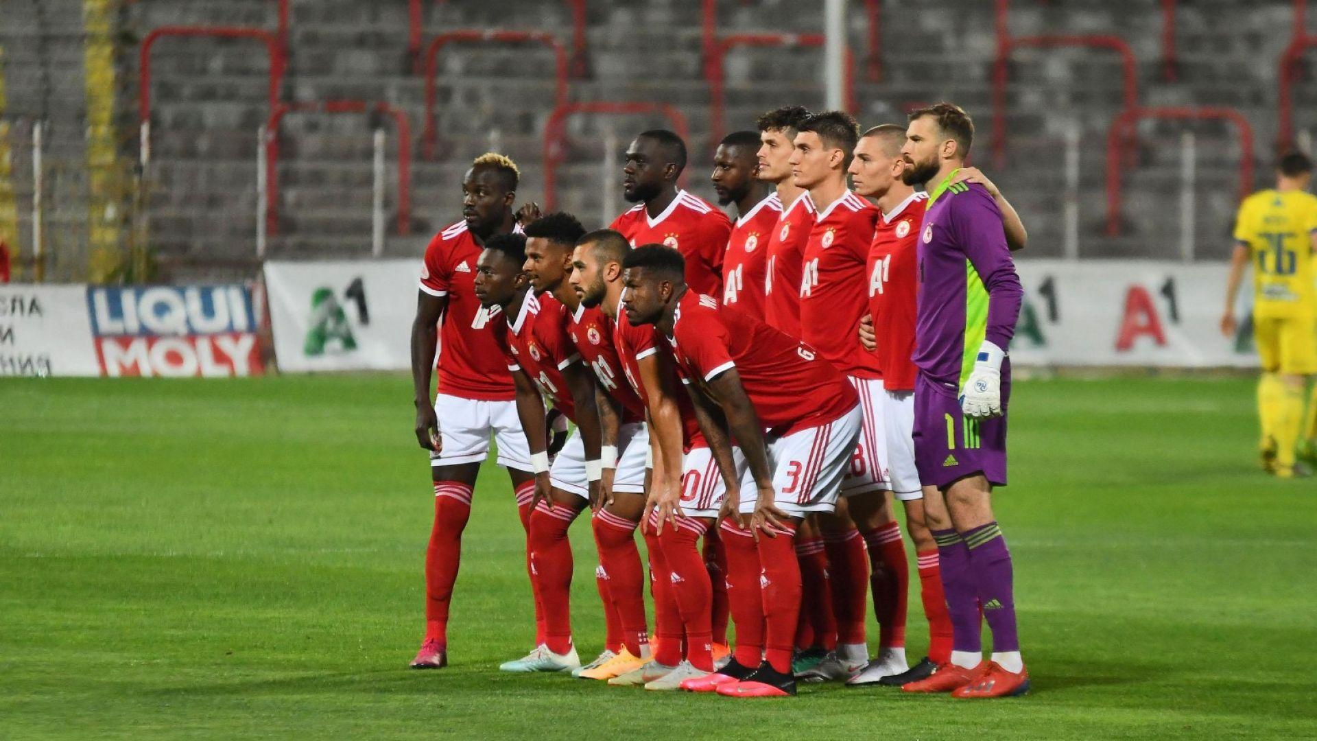 ЦСКА замина за Базел с единодушие: Имаме шансове и те не са малки!