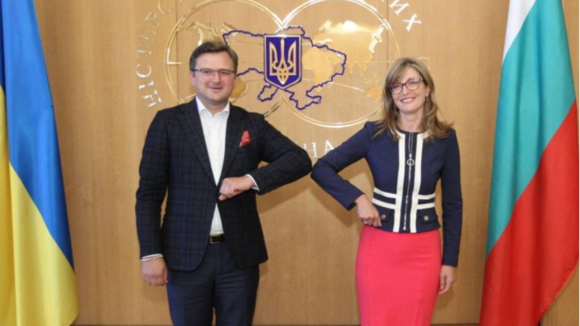 Откриват украински културен център в София и българска гимназия в Одеса