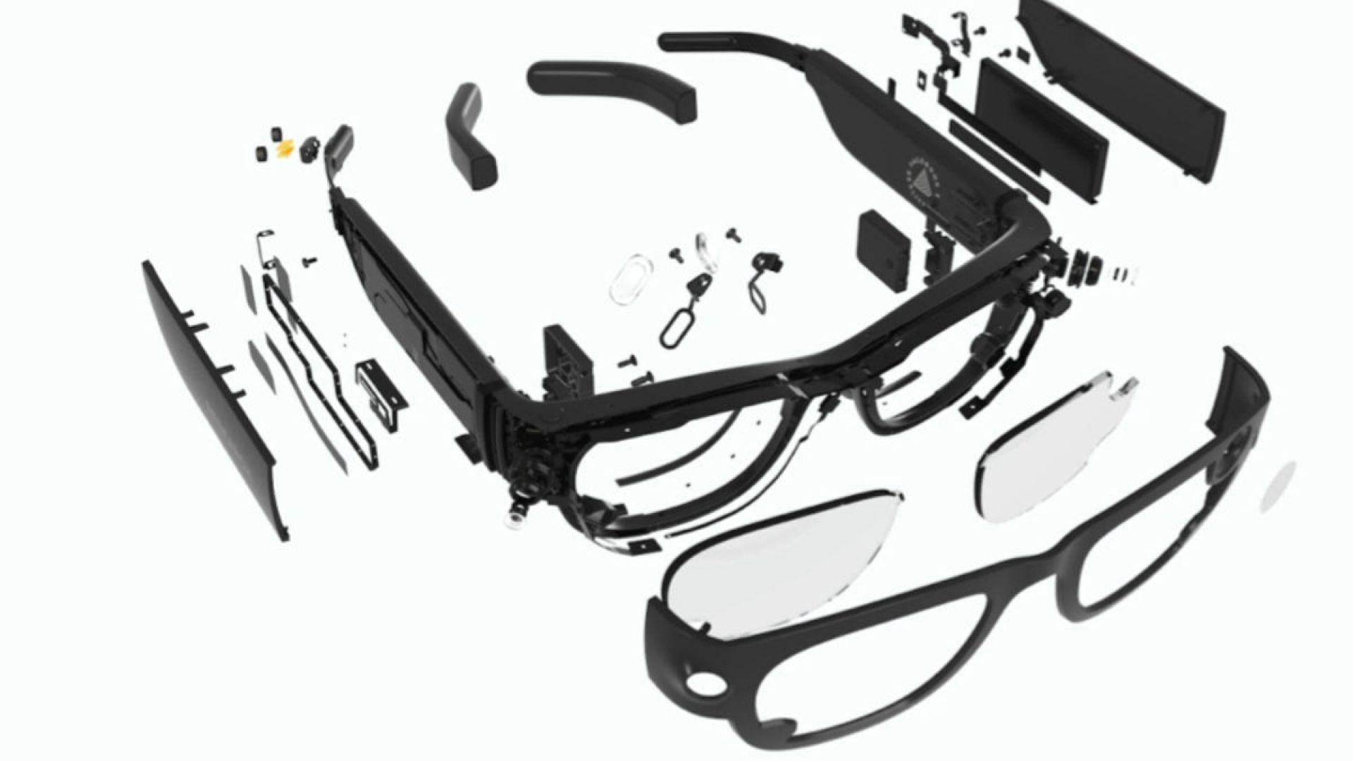 Facebook разработва гривна към очилата си за добавена реалност