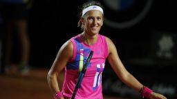 Невероятно: Вика Азаренка измете корта с шампионка от Шлема