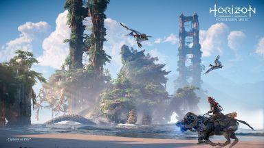 Horizon Forbidden West вече е пусната в предварителна продажба