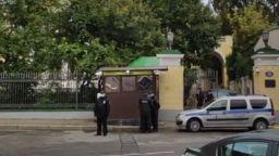 Руснак проникна с кола в резиденцията на посланика на САЩ в Москва