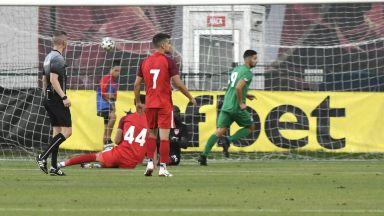 Серията без допуснат гол и загуба за момчетата на Любо Пенев приключи