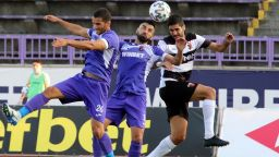 Локомотив пропусна да стане втори, а Етър не се остави да бъде победен