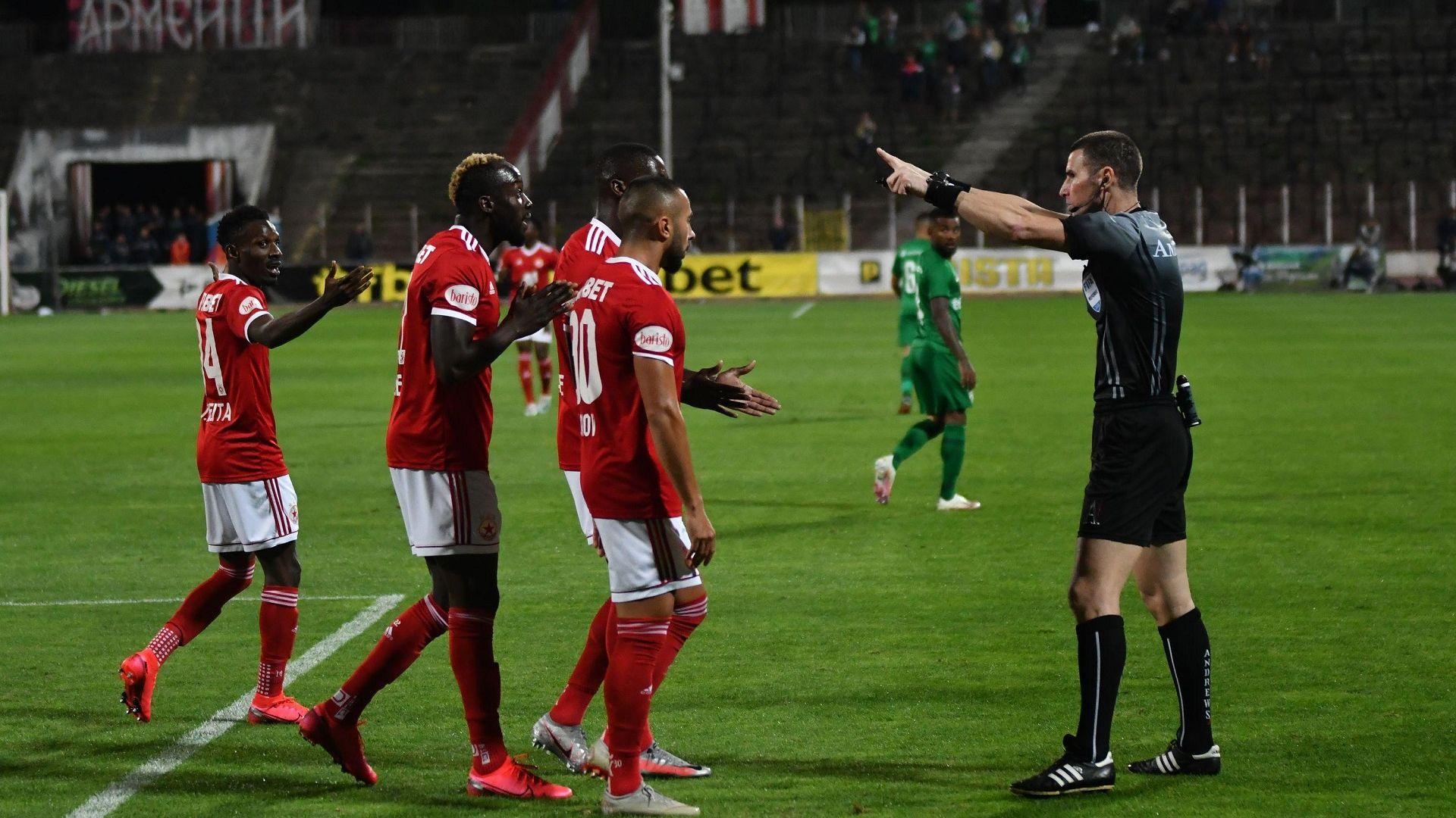 БФС отказа на ЦСКА отлагане на мача с Локомотив