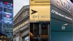 JP Morgan, HSBC, DB и Bank of New York разобличени в схема за пране на трилиони мръсни долари