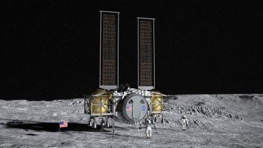 Учени: Лунните ресурси няма да стигнат за всички