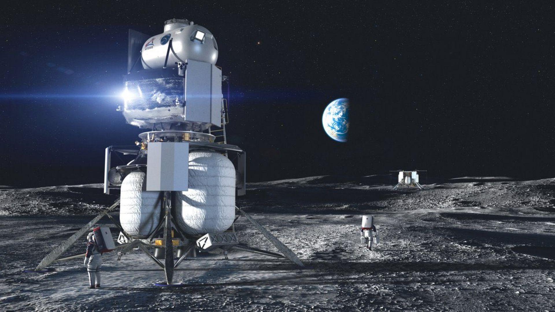 НАСА търси кой да транспортира ядрени реактори на Луната