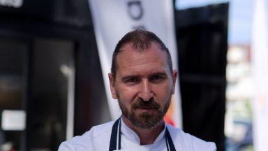 Да влезеш в Kулинарната кутия на Шеф Андре Токев