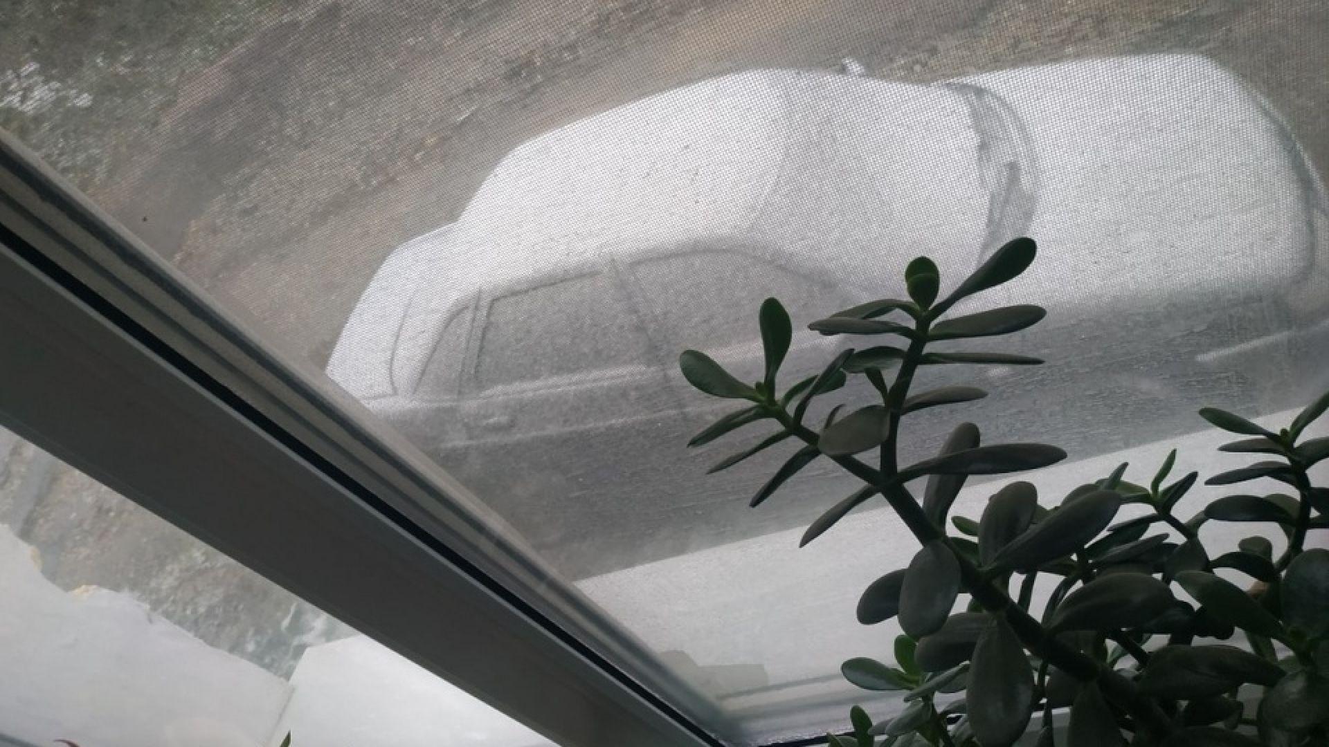 В Русия заваля първи сняг