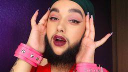Новият топ тренд: Жени с бради, гъсти вежди и още повече косми