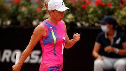 Травма реши дамския финал в Рим - Симона Халеп триумфира