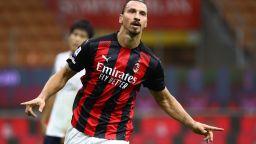 38-годишният Златан продължава да дърпа Милан напред