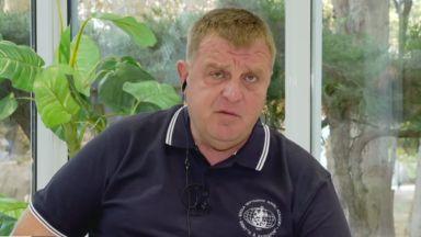 Каракачанов за експертния кабинет: Нe може една от двете страни да очаква безусловна капитулация