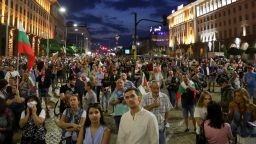 76-и ден на протест: Гост от ЕП и оперна певица от Италия се включиха в Третото въстание