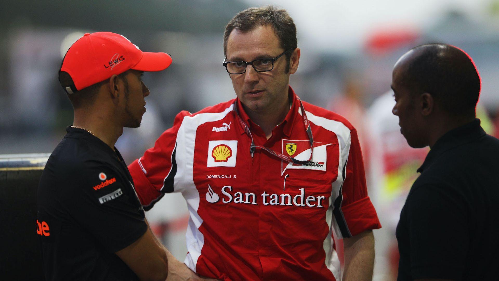 """Последният шеф с титла с """"Ферари"""" застава начело на Формула 1"""
