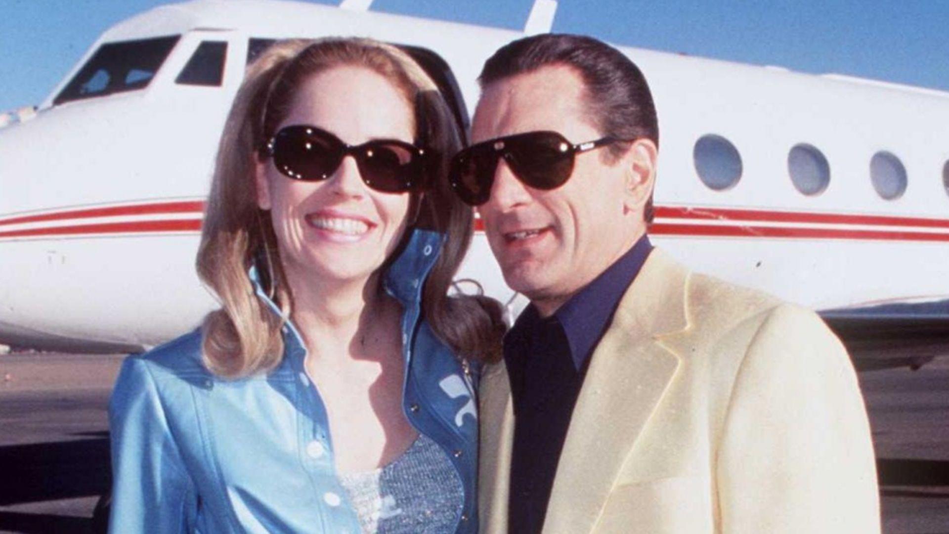 Шарън Стоун довери кой неин екранен партньор е бил най-добър в целувките