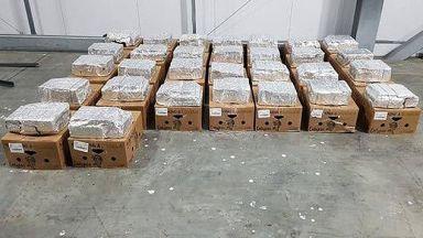 ЕС: Трансграничният трафик на дрога почти се удвоил за 4 години