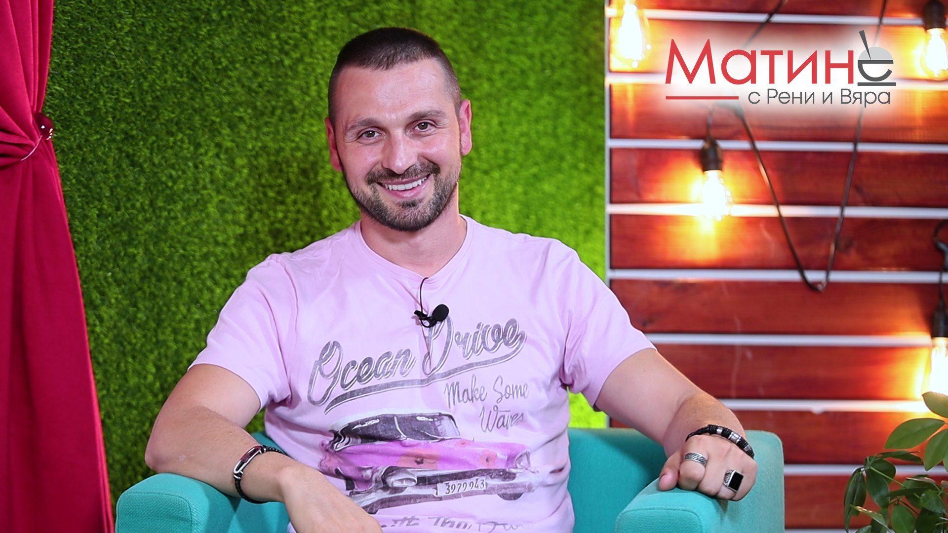 Александър Сано: Нямам намерение децата ми да живеят в подобна обстановка