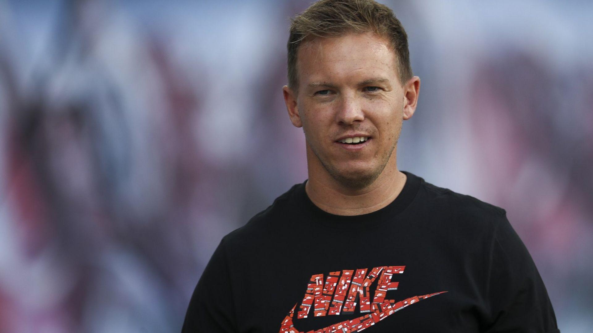 Nike за първи път подписа индивидуален договор с треньор