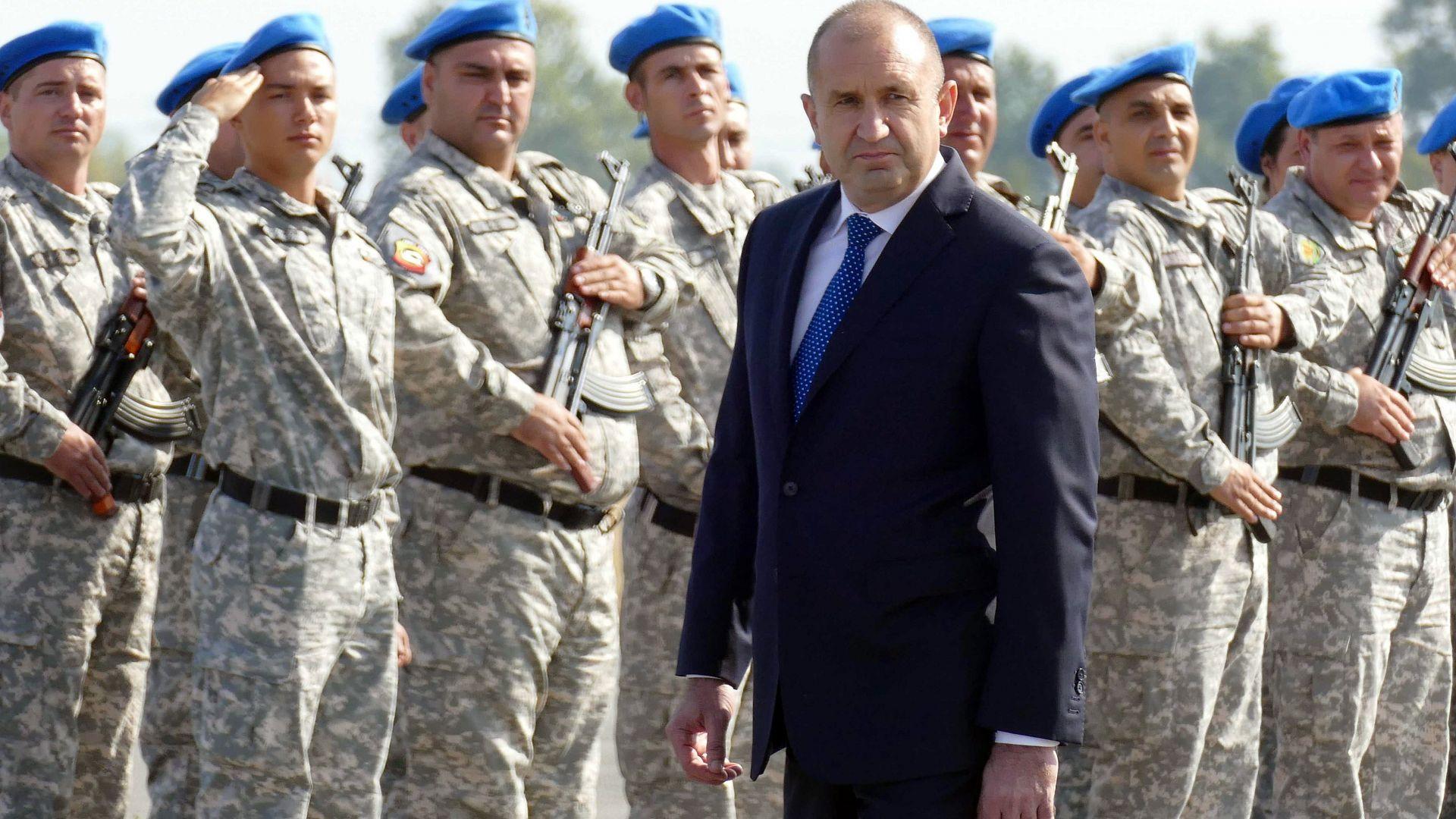 Президентът за изгонените руски дипломати: Никакви компромиси, но с минимални щети