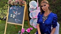 """Павела Апостолова стана на 20. Вижте как изглежда днес Диана от """"Дяволското гърло"""""""
