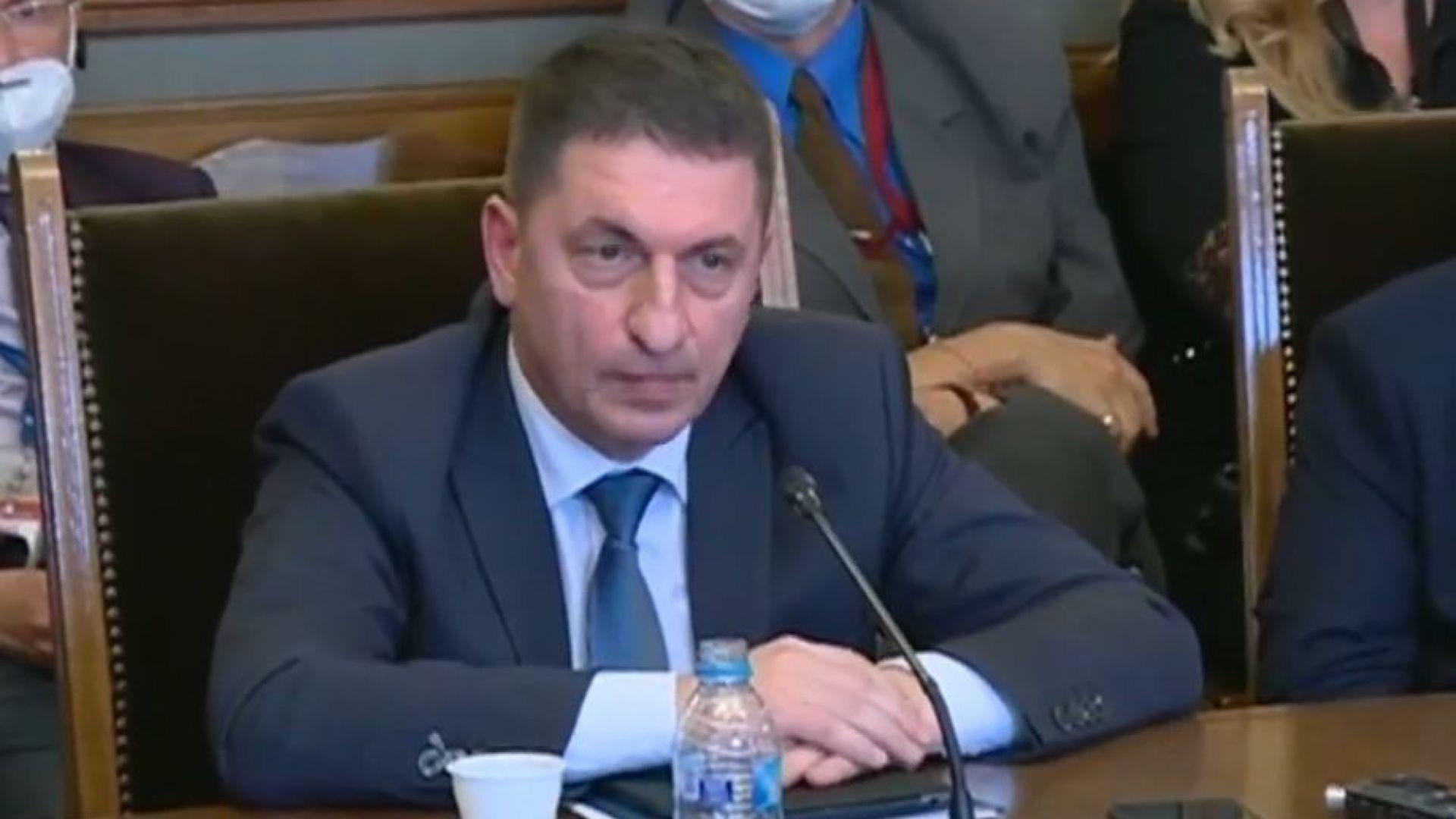Вътрешният министър за протестите: Те се обявяват като въстания!