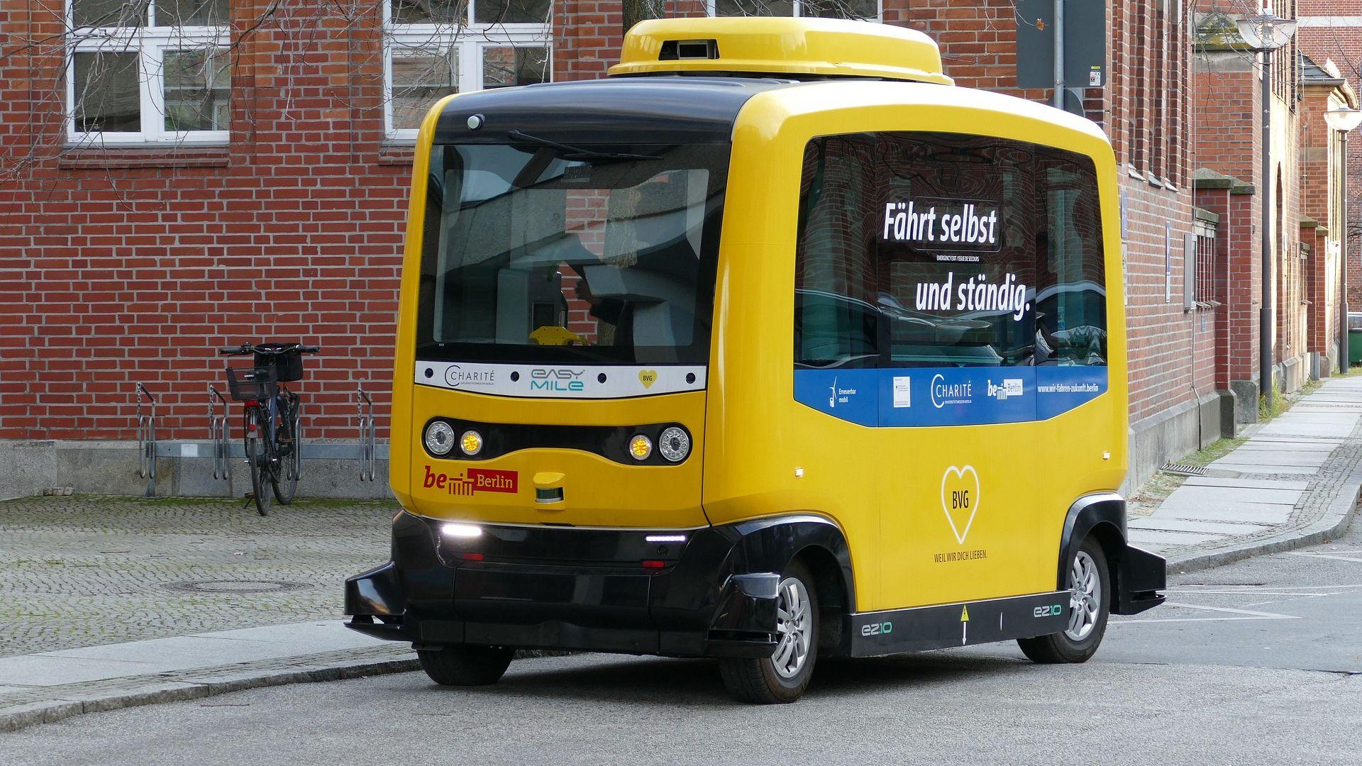 Как информационните технологии ще променят транспорта?