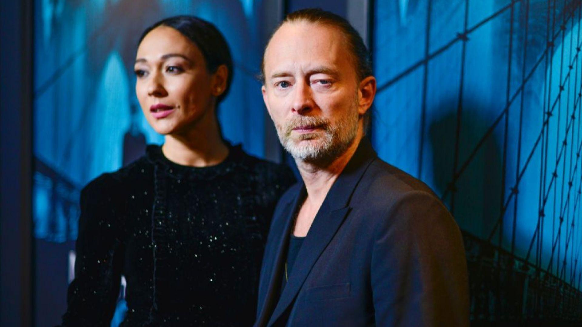 Том Йорк от Radiohead се ожени