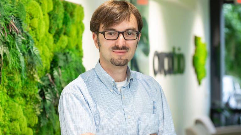 Д-р Иван Димов, инженера от Техническия университет на Федерико Санта