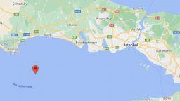 Земетресение от 4,2 разтърси Истанбул (видео)