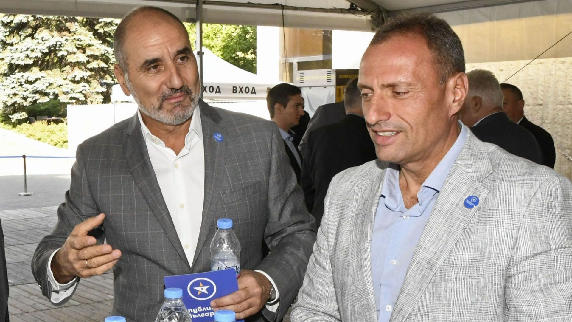 Бившият кмет на Банско Георги Икономов премина в партията на Цветанов