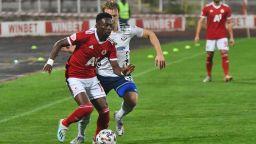 ЦСКА продължава да марширува в Лига Европа и е на победа от групите