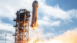 Отложиха теста на космическия кораб на Джеф Безос