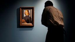 Портрет на Ботичели се очаква да бъде продаден за рекордните 80 милиона долара