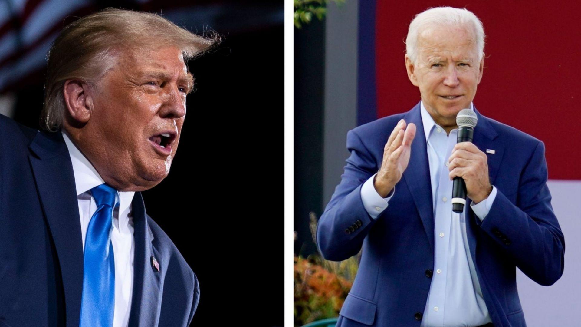 Прогнозни резултати: Тръмп побеждава съперника си Байдън в Аляска