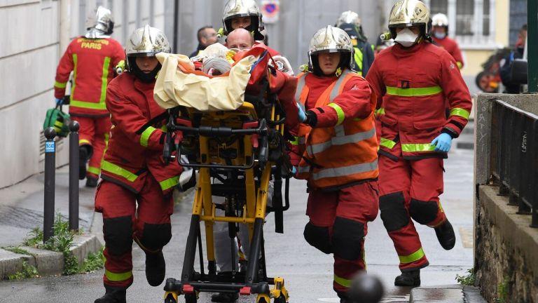 Четирима души са ранени при нападение с хладно оръжие в