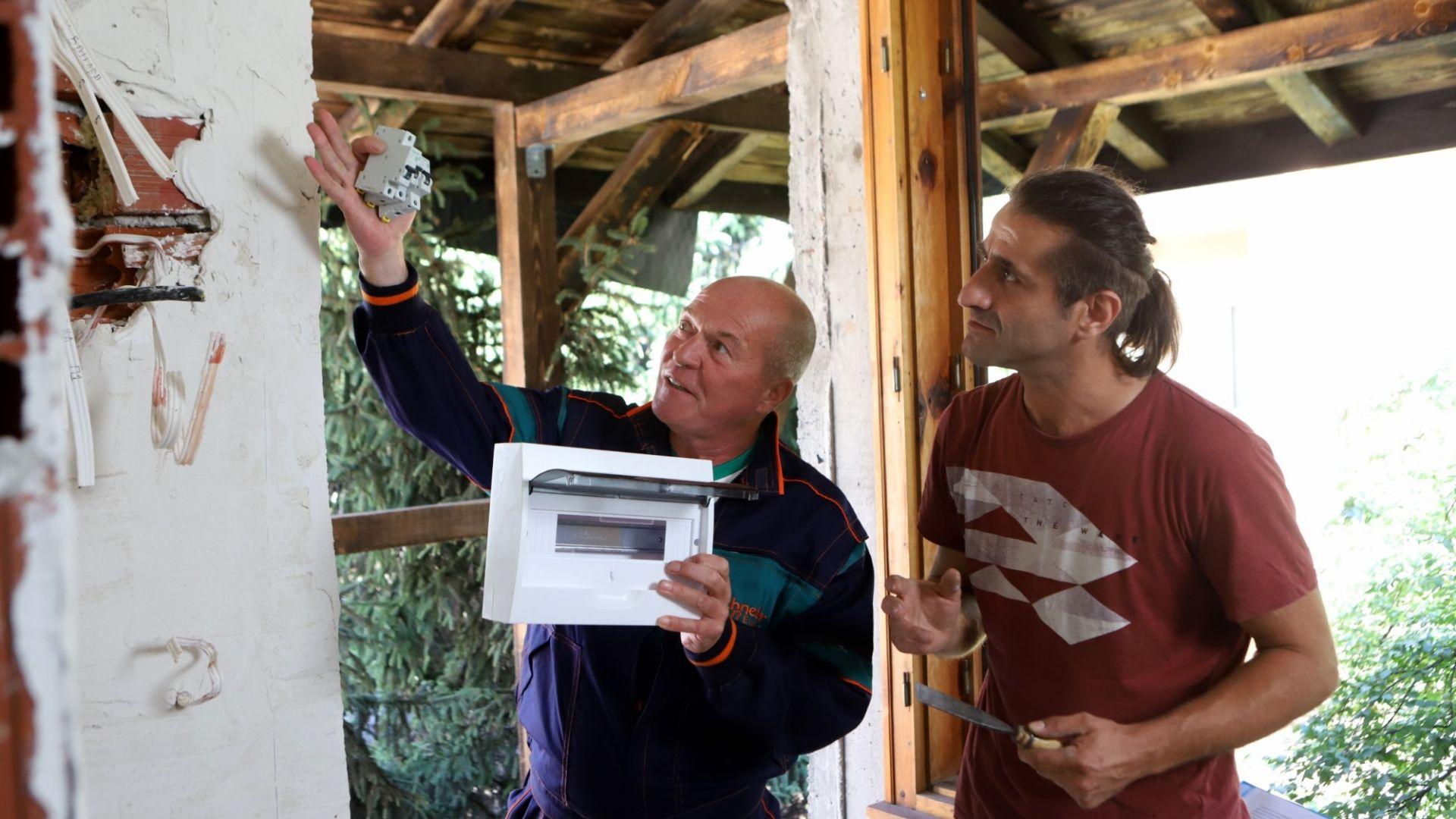Нови решения за дома излизат на пазара, представя ги актьорът Филип Аврамов