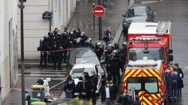Франция потвърди подозренията за тероризъм при кръвопролитието в Париж