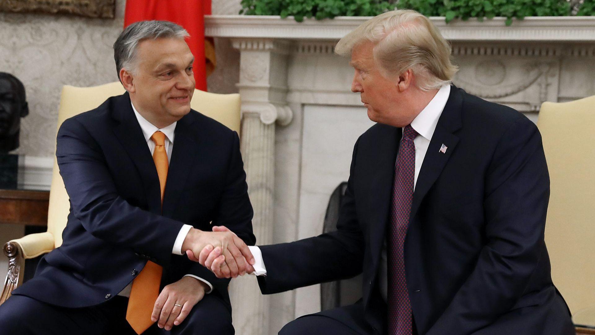 """Унгария осъжда изборите в САЩ, определя ги като """"фалшифицирани"""""""