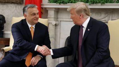 Виктор Орбан уверен в преизбирането на Доналд Тръмп