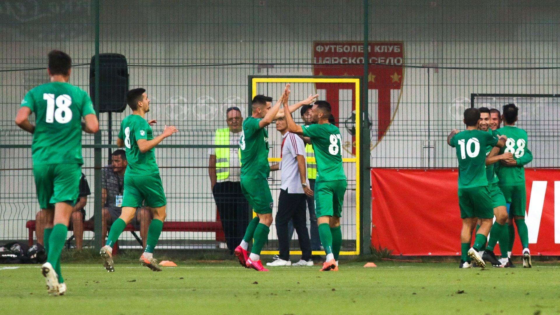 Ботев Враца би за първи път от ноември за място на четвъртфиналите за Купата