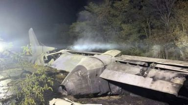 25 жертви и двама оцелели при катастрофата на военния Ан-26 в Украйна (видео)