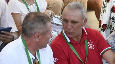 Стоичков честити на Пеле и коментира ЦСКА: Някои играчи не издържаха