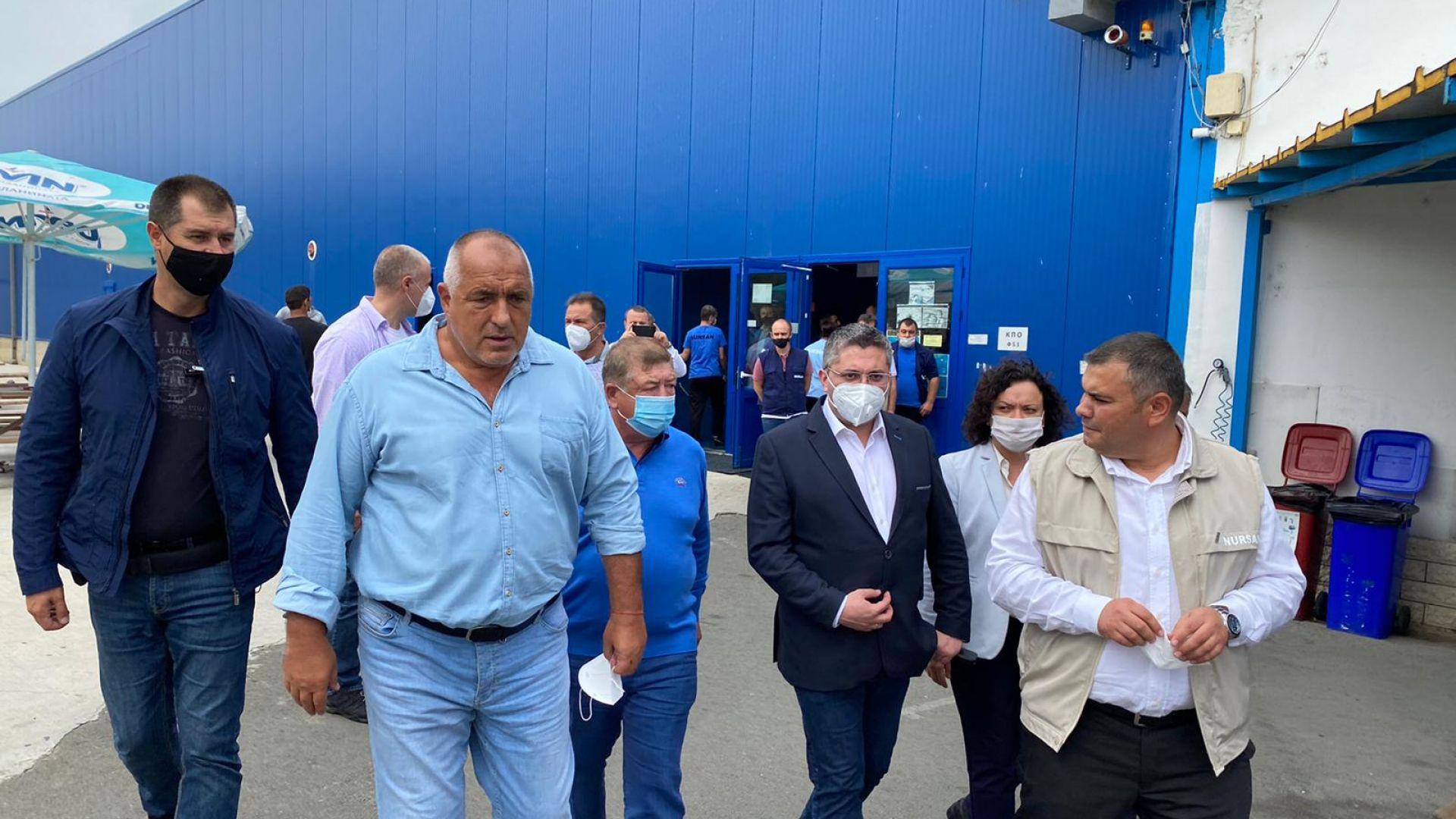 Борисов: С ченгеджийските си номера нашите опоненти искат да ни изложат (видео)